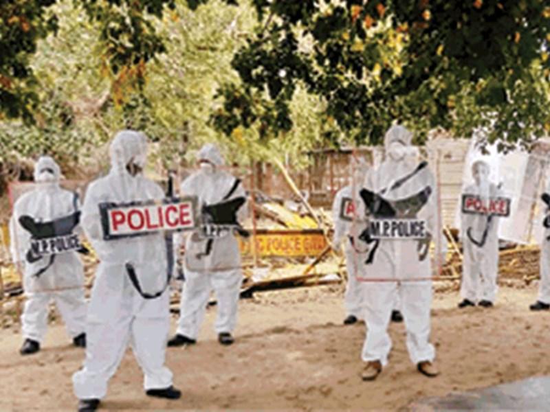 Coronavirus in MP : कोरोना संदिग्ध को अस्पताल तक पहुंचाएगी स्पेशल स्क्वॉड