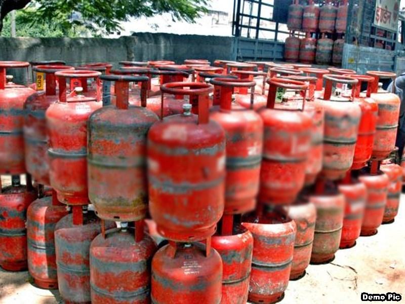 LPG Cylinder : लॉकडाउन से छत्तीसगढ़ में रसोई गैस सिलेंडर की 40 फीसद बढ़ी मांग