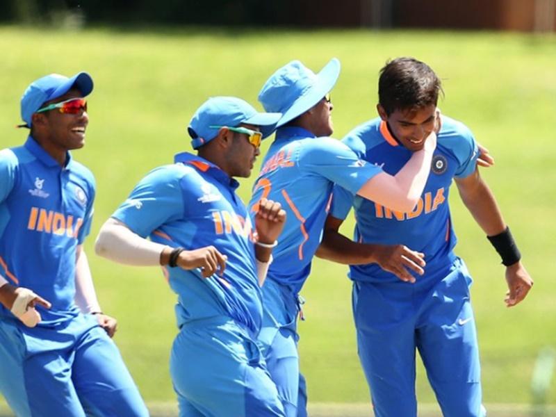 ICC U19 World Cup 2020: ऑस्ट्रेलिया को हराकर भारत सेमीफाइनल में