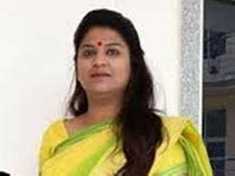 Ujjain News : अपशब्द कहने वाली भाजपा नेत्री श्रेष्ठा जोशी के खिलाफ केस दर्ज