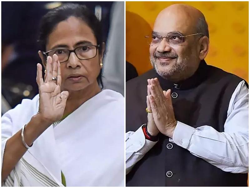 Mamata Banerjee को Amit Shah ने दिया ऐसा जवाब, मुख्यमंत्री बोल पड़ीं- धन्यवाद