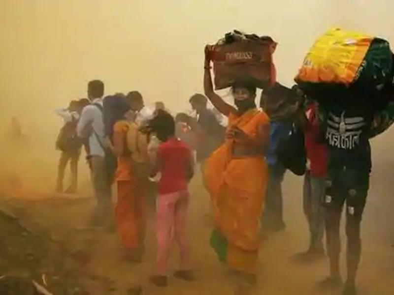 SC on Migrant Crisis: सुप्रीम कोर्ट का बड़ा आदेश, भूखा न रहे कोई मजदूर, किराया भी न वसूला जाए
