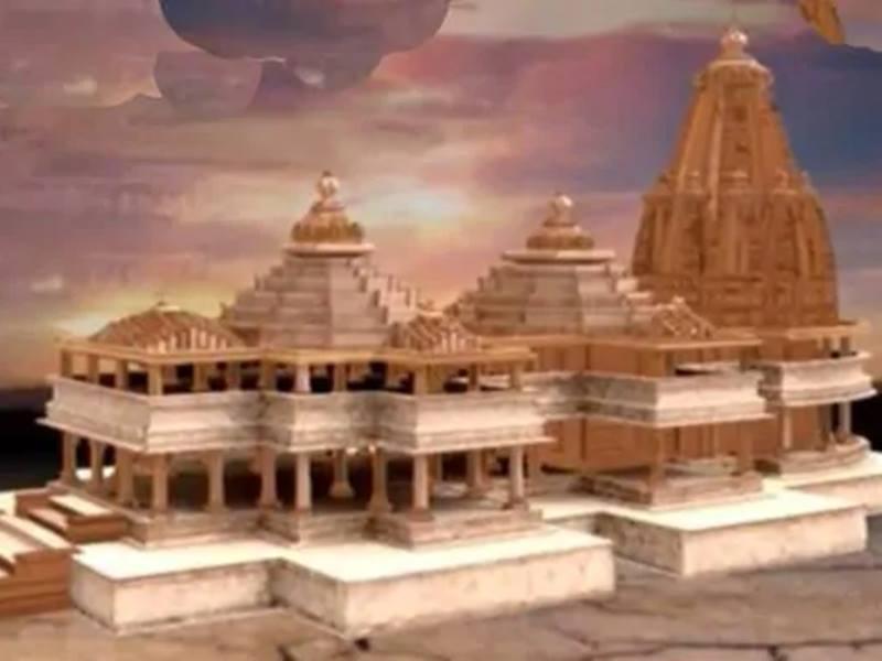 पाकिस्तान ने अयोध्या में राम मंदिर निर्माण पर उठाए सवाल, संतों ने दी चेतावनी