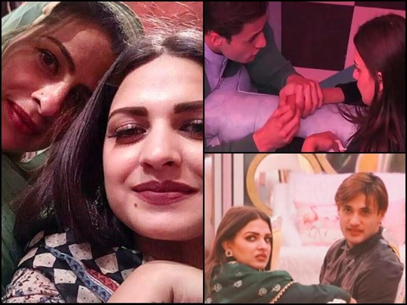Bigg Boss 13: Asim Riaz पड़े Himanshi Khurana के प्यार में, सबके सामने किया Kiss