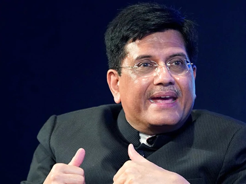 Railway minister Piyush Goyal Said pm modi statement on NRC is the ...