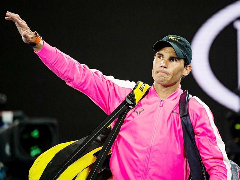 Australian Open Tennis: नडाल उलटफेर का शिकार, थिएम ने दी शिकस्त