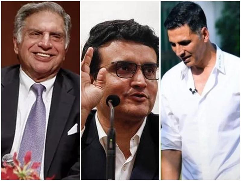 COVID-19 राहत कोष के लिए Tata, Akshay Kumar, बीसीसीआई और आम आदमी ने बढ़ाया हाथ