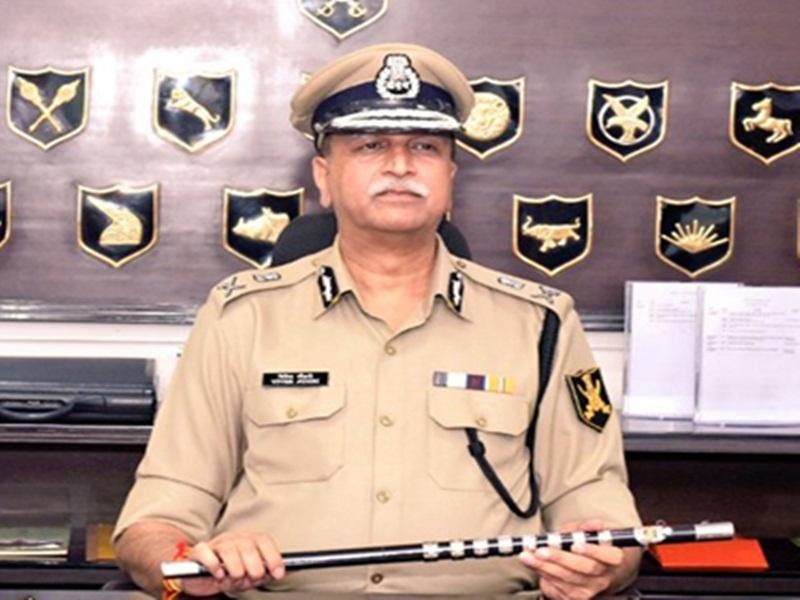Coronavirus in Madhya Pradesh : पुलिस का सख्त व्यवहार दुर्व्यवहार में नहीं बदले- डीजीपी