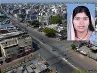 लॉकडाउन करवा रहे पुलिसकर्मी को विधायक के पति ने दी जान से मारने की धमकी