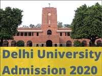 Delhi University Admission: DU में एडमिशन के लिए शेड्यूल जारी, ये है रजिस्ट्रेशन की अंतिम तिथि