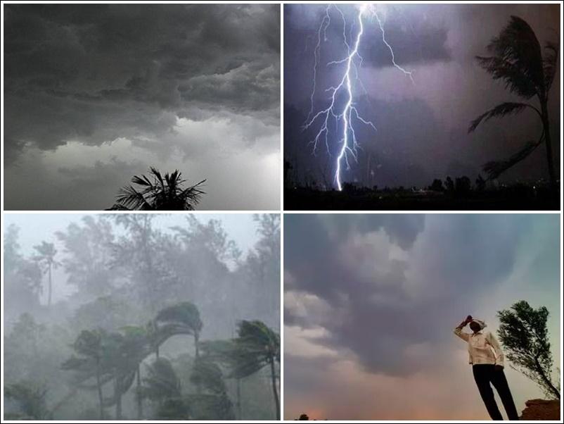 Weather Alert: 31 मई तक कई राज्यों में आंधी-बारिश और ओलावृष्टि की संभावना, नजर आएगा Monsoon का असर