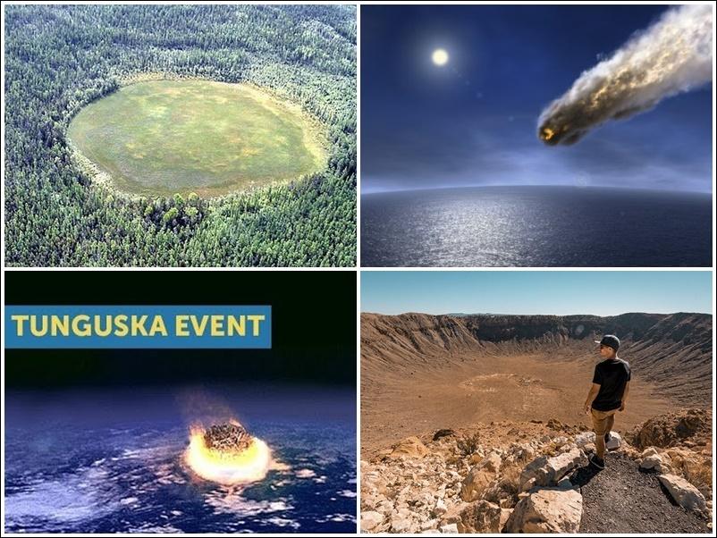 112 साल पहले पृथ्वी पर यहां गिरा था विशालकाय Asteroid, आज ऐसी दिखती है यह जगह