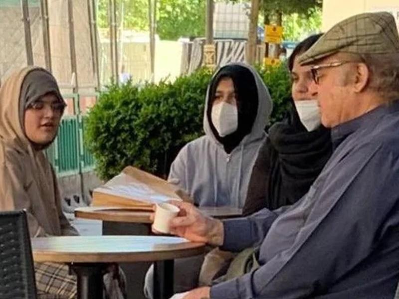 पूर्व पीएम नवाज शरीफ ने पाकिस्तान के कोर्ट से कहा- नहीं लौट सकता देश