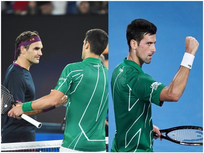 Australian Open Tennis: Roger Federer का सपना टूटा, जोकोविच ने सेमीफाइनल में दी मात