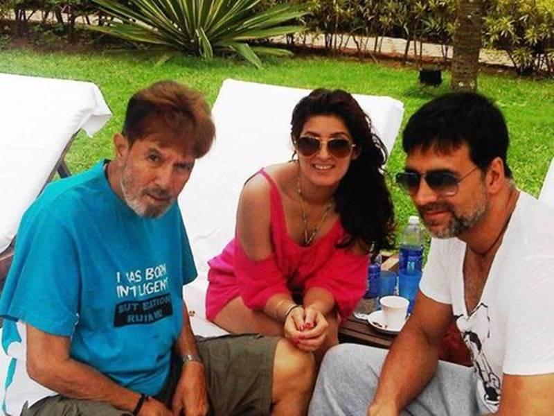Akshay Kumar को राजेश खन्ना ने नहीं दिए थे दो मिनिट, 11 साल बाद कर ली Twinkle Khanna से शादी