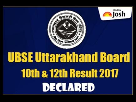 Uttarakhand board result 2017: 12वीं व 10वीं के नतीजे घोषित
