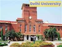 DU Datesheet 2020: DU ने जुलाई में होने वाली परीक्षाओं के लिए डेटशीट जारी की, यहां है पूरी जानकारी