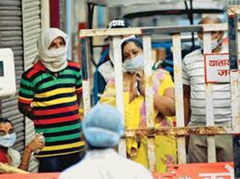 Coronavirus Jabalpur News : 101 दिन में कोरोना संक्रमण ने लगाया चौथा शतक, 400 मरीज हुए