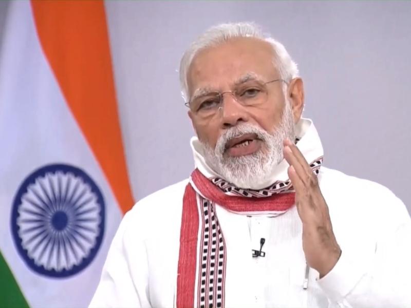 PM Modi address to the Nation Highlights: गरीब कल्याण अन्न योजना अब दिवाली-छठ तक, कोरोना पर लापरवाही से चिंता, जानिए पीएम मोदी के संबोधन की बड़ी बातें