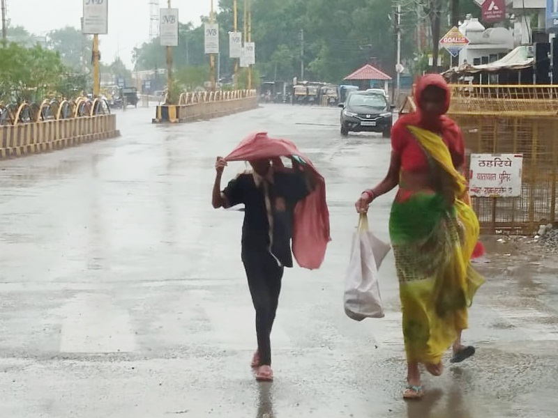 Chhattisgarh Weather Update : छत्तीसगढ़ में अब तक 272.8 मिमी औसत वर्षा, आज फिर बारिश की संभावना