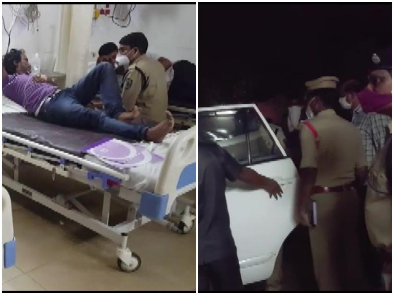 विशाखापट्टनम: फैक्ट्री में जहरीली गैस लीक, 2 लोगों की मौत, 4 अस्पताल में भर्ती