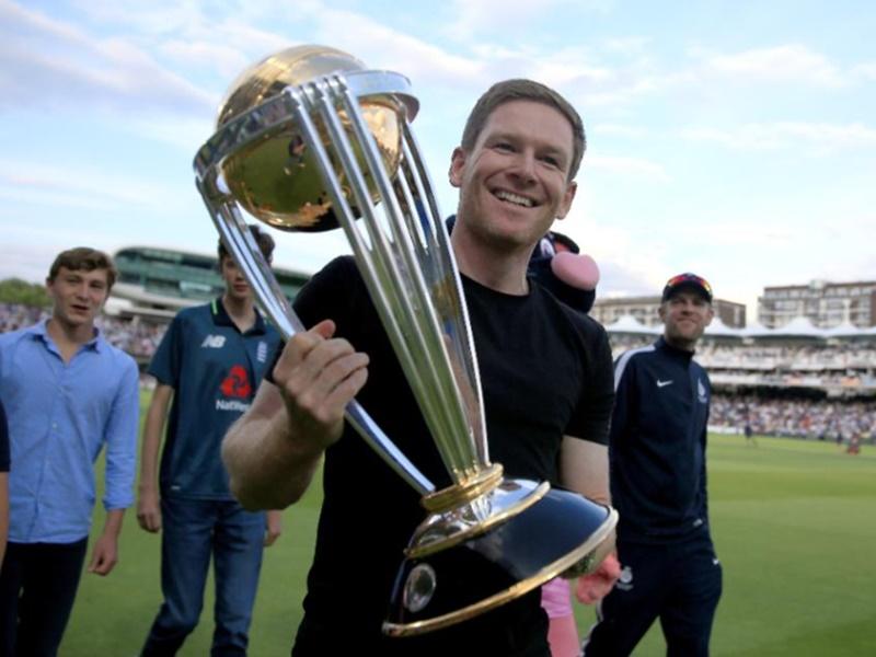 Eoin Morgan का खुलासा, World Cup प्लान के तहत IPL 2019 में खेलने दिया गया था इंग्लिश खिलाड़ियों को
