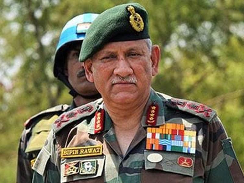 सेना प्रमुख जनरल Bipin Rawat होंगे देश के पहले CDS, जानिये कितनी बड़ी है यह जिम्मेदारी