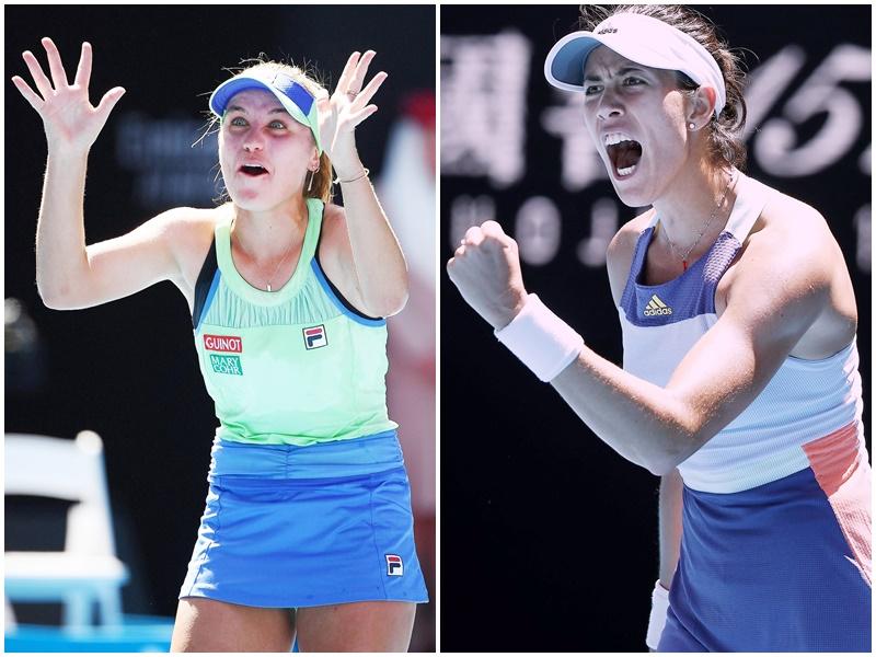 Australian Open tennis 2020: सोफिया और मुगुरुजा के बीच होगा मेगा फाइनल