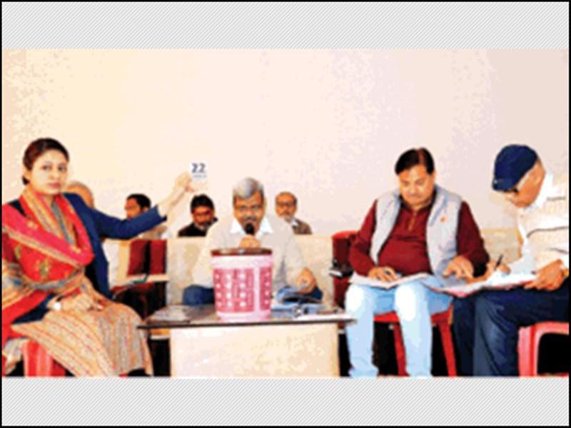 Shivpuri Panchayat Election : शिवपुरी जिले में जिला व जनपद पंचायतों के वार्ड का हुआ आरक्षण