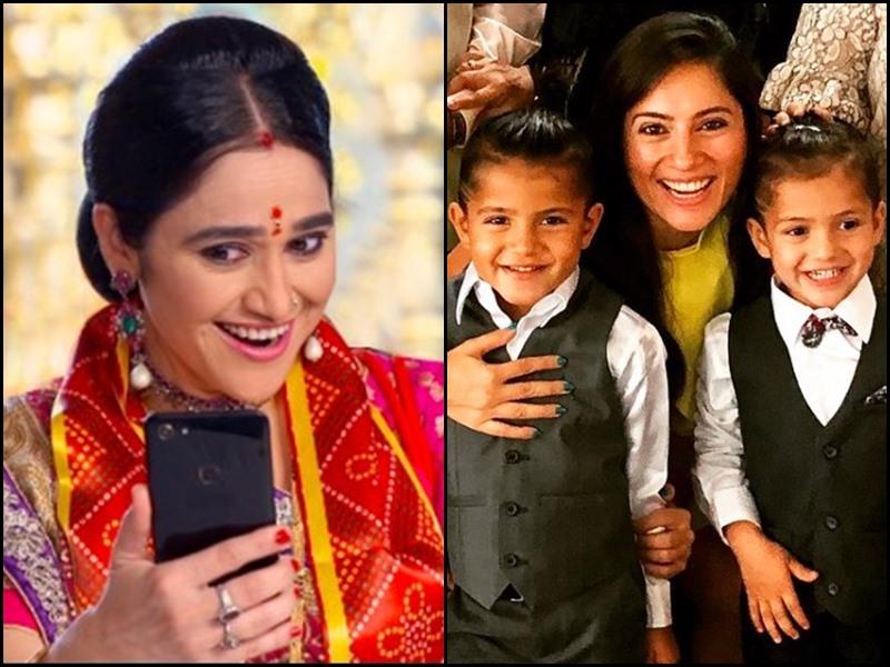5 टीवी एक्ट्रेस ने बच्चों के लिए खुशी से लिया एक्टिंग से ब्रेक, Disha Vakani भी लिस्ट में