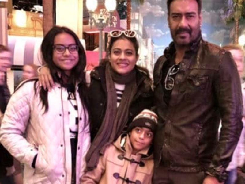 Ajay Devgn ने काजोल और न्यासा को लेकर किया खुलासा, बेटी के Coronavirus पॉजिटिव होने की थी अफवाह