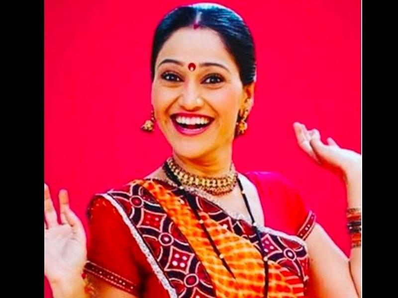 Taarak Mehta की एक्ट्रेस Disha Vakani भी घर में बंद, ऐसे बिता रही समय