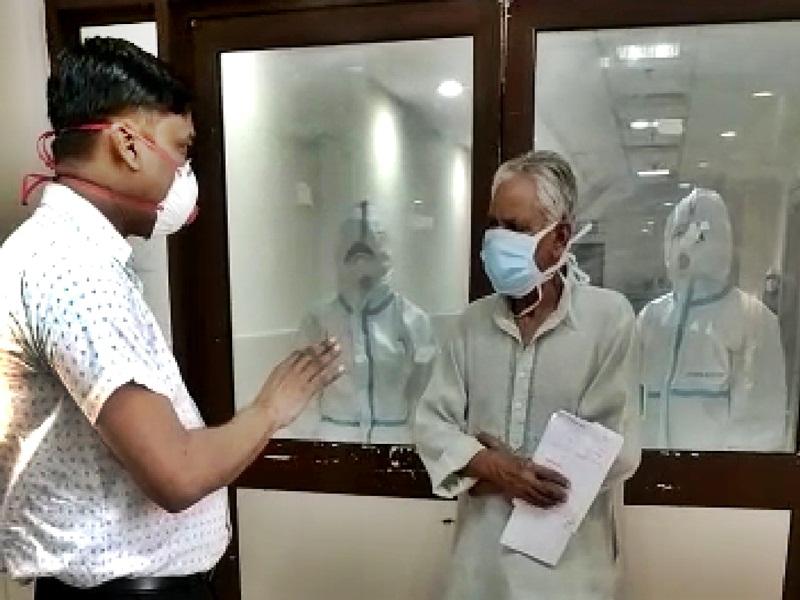 Chhattisgarh Coronavirus Update : 32 नए मरीज मिले, अब कुल 376 सक्रिय केस