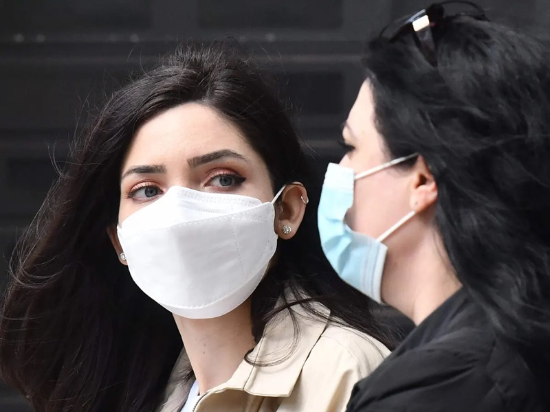 Covid-19 Mask: मुंबई में बना खास मास्क, 5 मिनट में 93% कोरोना वायरस को मार देगा