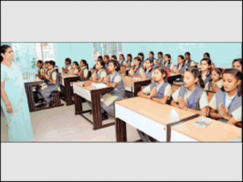 मध्यप्रदेश का एक सरकारी स्कूल... जहां सभी छात्राओं का सरनेम 'भारतीय'