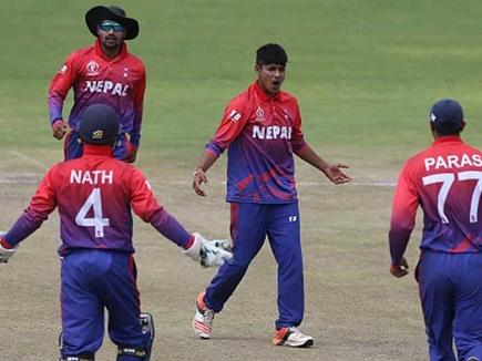 नेपाल ने चीन को 26 रनों पर किया ढेर, सिर्फ 11 गेंदों में जीता मैच