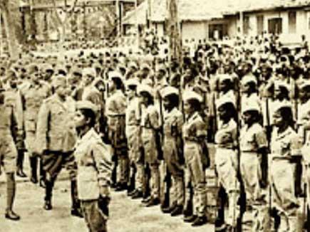 Image result for आज़ाद हिंद फ़ौज