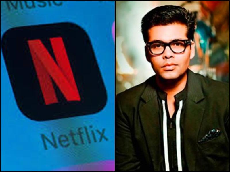 Karan Johar signs deal with Netflix: नेटफ्लिक्स के लिए फिल्में बनाएंगे करण जौहर, किया ये बड़ा ऐलान