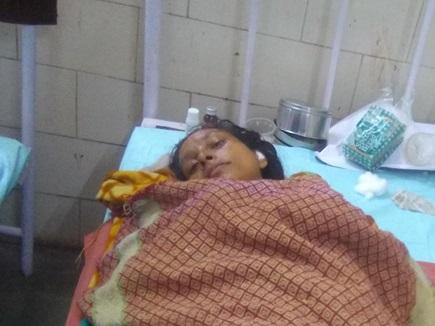 VIDEO : बैकुंठपुर में प्रसव के दौरान डस्टबिन में गिरा बच्चा, मौत
