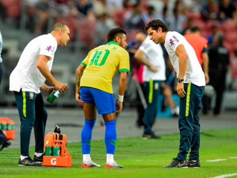 Neymar Injured: PSG को झटका, नेमार चोट के कारण चार सप्ताह नहीं खेल पाएंगे
