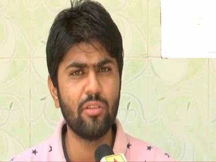 पाटीदार आरक्षण आंदोलन समिति से निखिल सवाणी ने दिया इस्तीफा