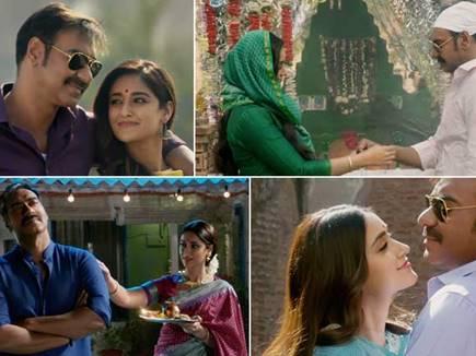 Video : 'रेड' के गाने में अजय देवगन और इलियाना का रोमांस