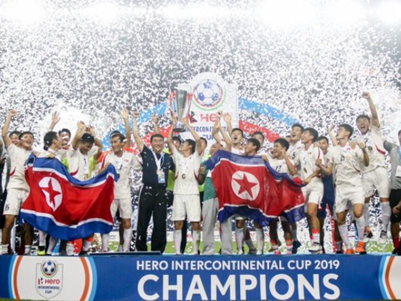 Intercontinental Cup: उत्तर कोरिया ने तजाकिस्तान को हराकर हासिल किया खिताब