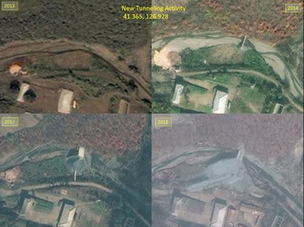 लंबी दूरी के मिसाइल बेस का विस्तार कर रहा उत्तर कोरिया