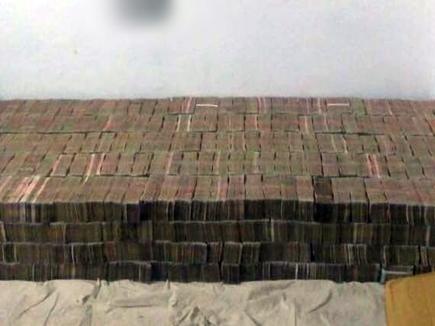 कानपुर में जब्त हुए 96 करोड़ के 500 और 1000 के नोट, 16 गिरफ्तार