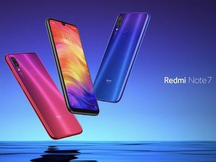 Xiaomi ने लॉन्च किया 48 मेगापिक्सल कैमरे वाला Redmi Note 7, जानिए खासियतें