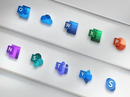 Microsoft ने बदला Office App Icons का डिजाइन, हर एक का है अपना मतलब