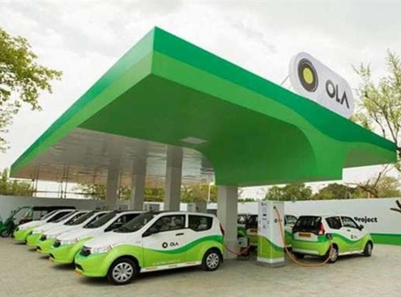 ओला इलेक्ट्रिक में सॉफ्टबैंक ने लगाया 1,725 करोड़
