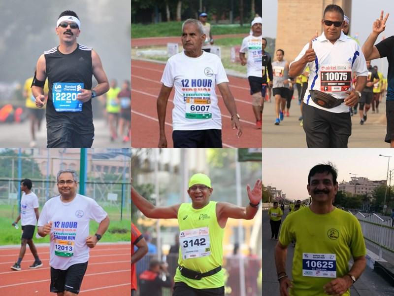 Tiranga Run : उम्र को मात देकर दौड़ेंगे इंदौर के उम्रदराज धावक
