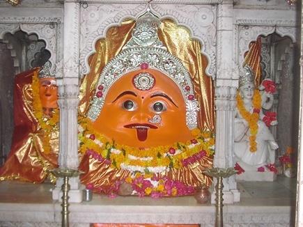 चौबीस मातृकाओं में से एक है देवी गढ़कालिका